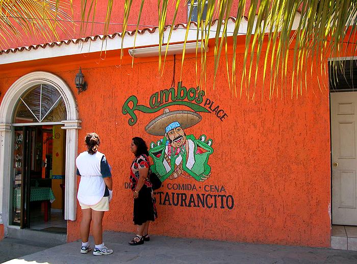 16w Rambos Restaurante