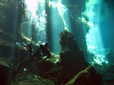 Cenotes 2006