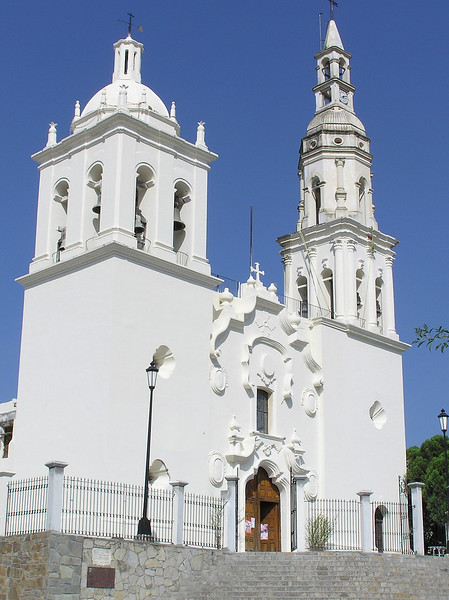 Santiago church