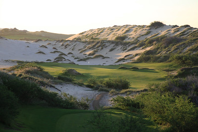 Diamante Golf Course, Cabo San Lucas, Mexico - Hole 2