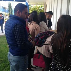Encuentro Jóvenes Hidalgo