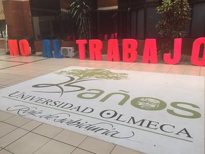 Encuentro Jóvenes Olmeca