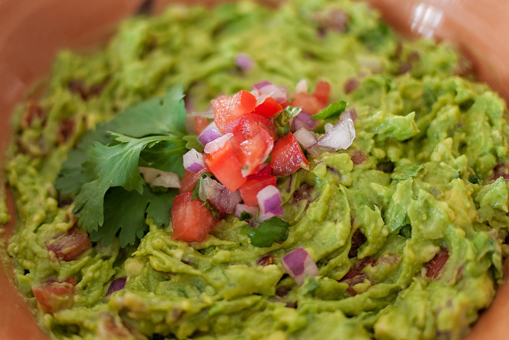Recipe for the perfect guacamole