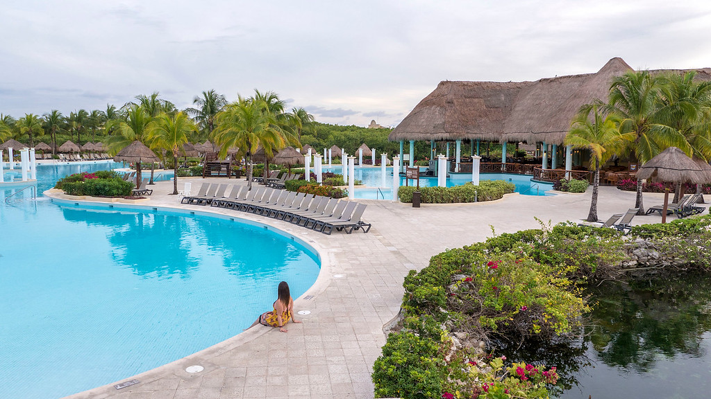 Playa del Carmen has luxury resorts and hotels