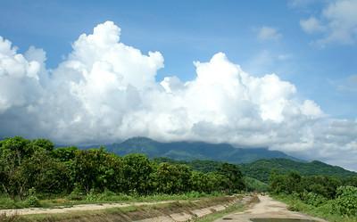 Rainy Season Clouds, Nayarit, Mexico