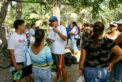 Planning Community Environmental Action on Garbage, Mexico