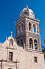 The Mission of Nuestra Senora de Loreto Conchis and Cathedral in Loreto, Baja California Sur, Mexico.