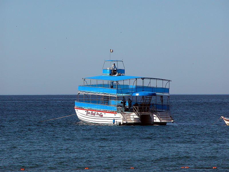boats - Gran Fiesta launching 12