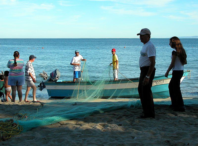 fishermen 4 - new nets