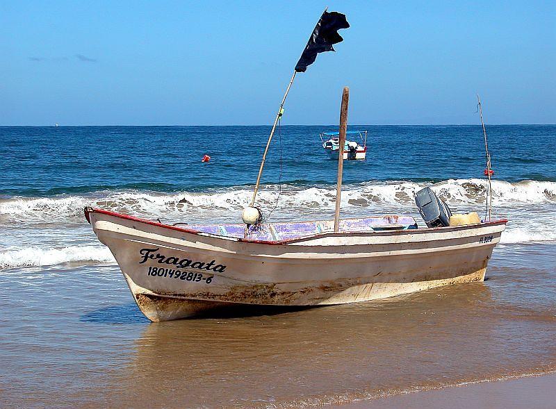 boats - Fragata