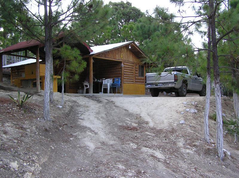 Cabanas Magueyes