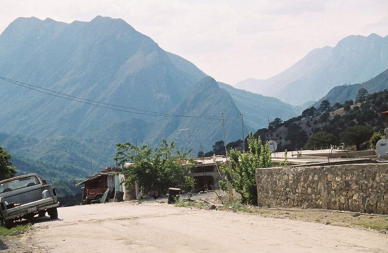 Laguna de Sanchez, exit