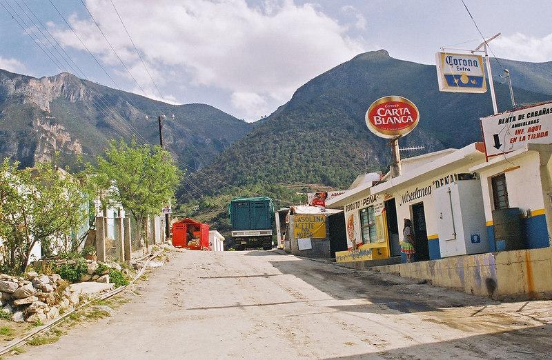 Downtown Laguna de Sanchez