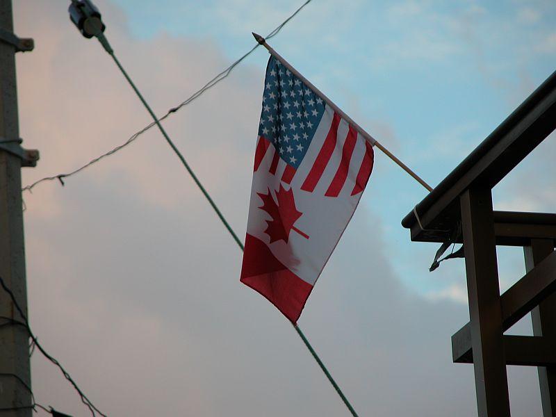 USA-CAN FLAG