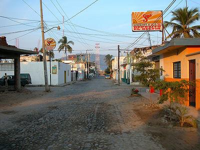 Melaque Street
