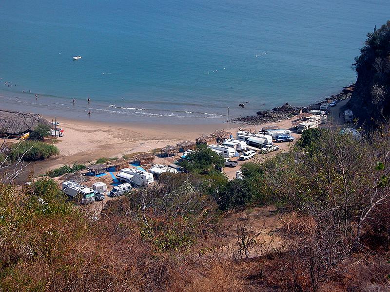 Melaque trailer park