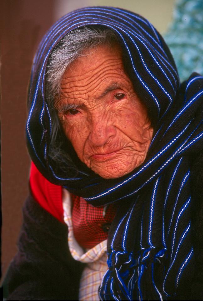 Woman in Guanajuato