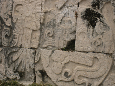 Decapitation Depicted at Chichen Itza