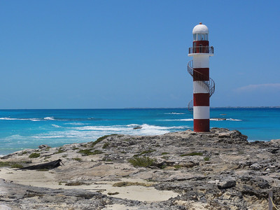 Gulf of Mexico Lighthouse.