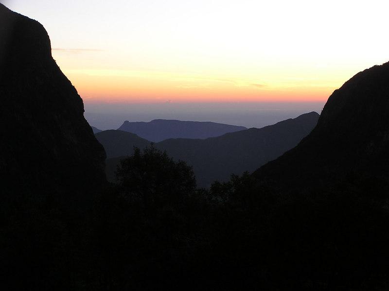 Cabanas Mesa del Oso<br /> Between Laguna de Sanchez and Casillas
