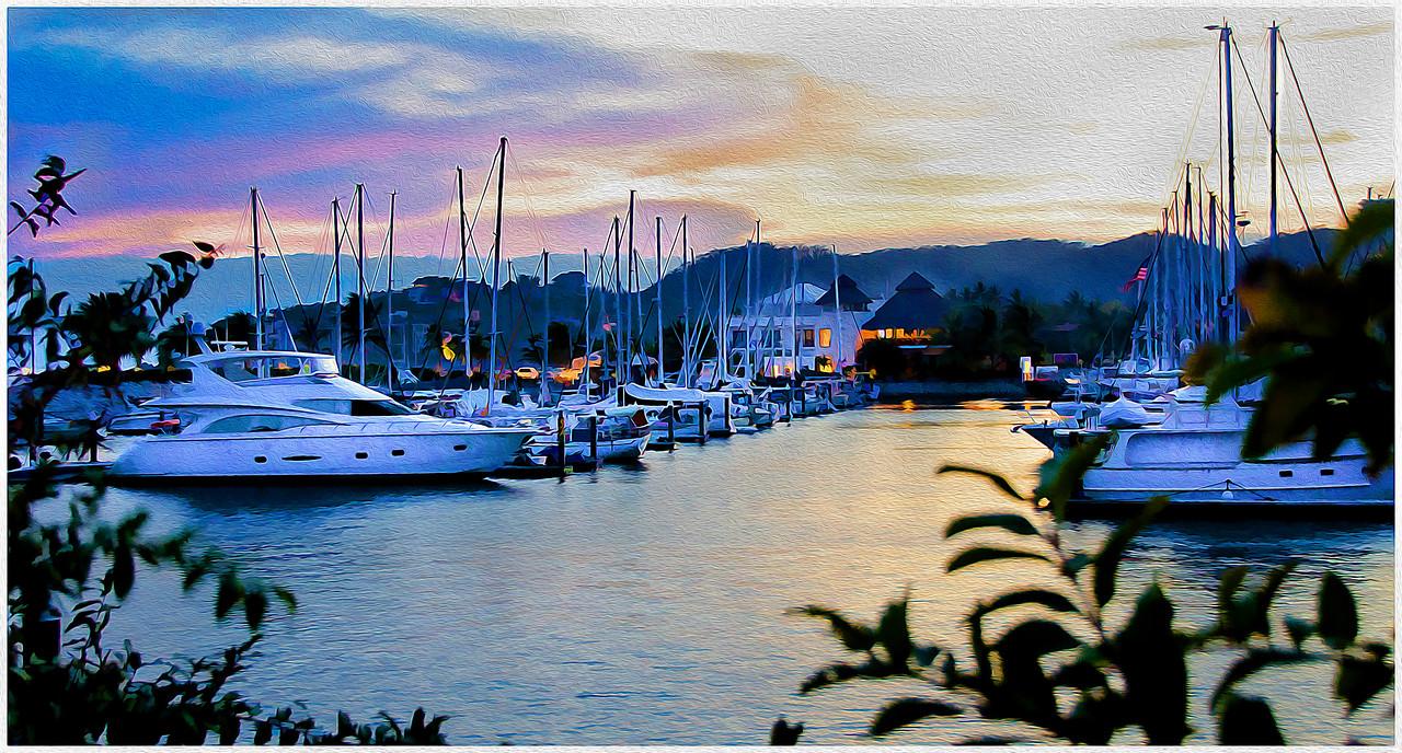 Marina - Riviera Nayarit