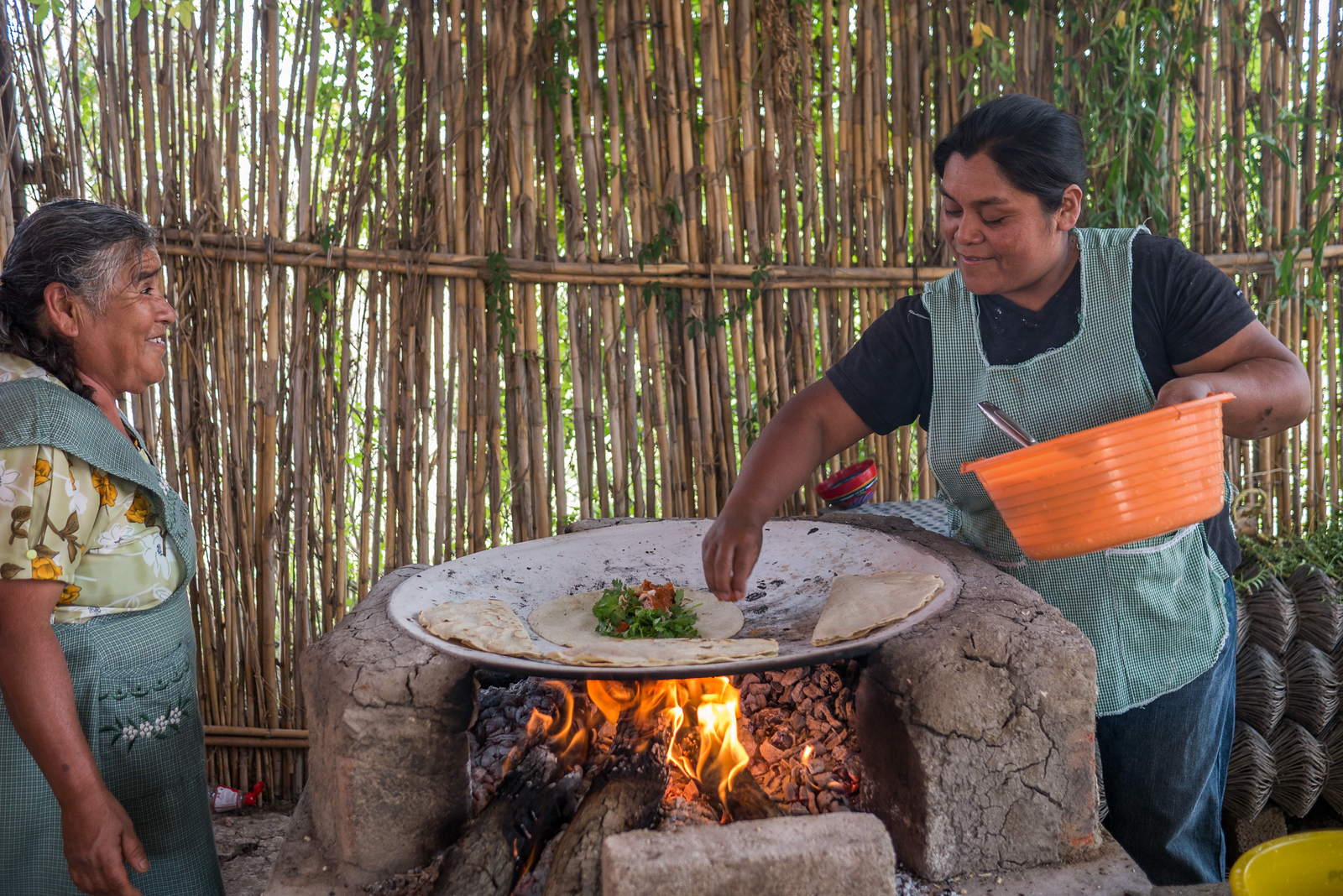 Stories from the Oaxaca Valley, Mexico