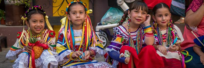 Kinder Guelaguetza Festival