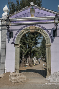 Cemetery of Santo Domingo Tomaltepec