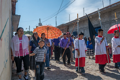 Semana Santa in the Oaxaca Valley