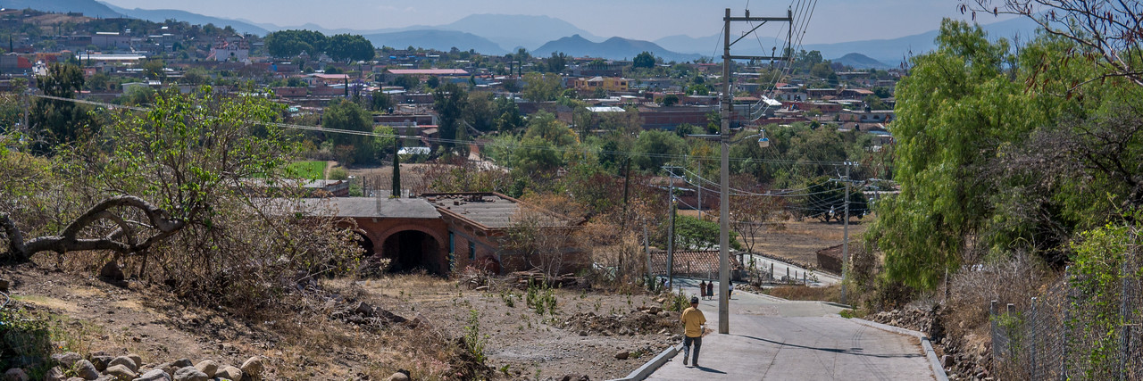 Teotítlan del Valle, Oaxaca, Mexico