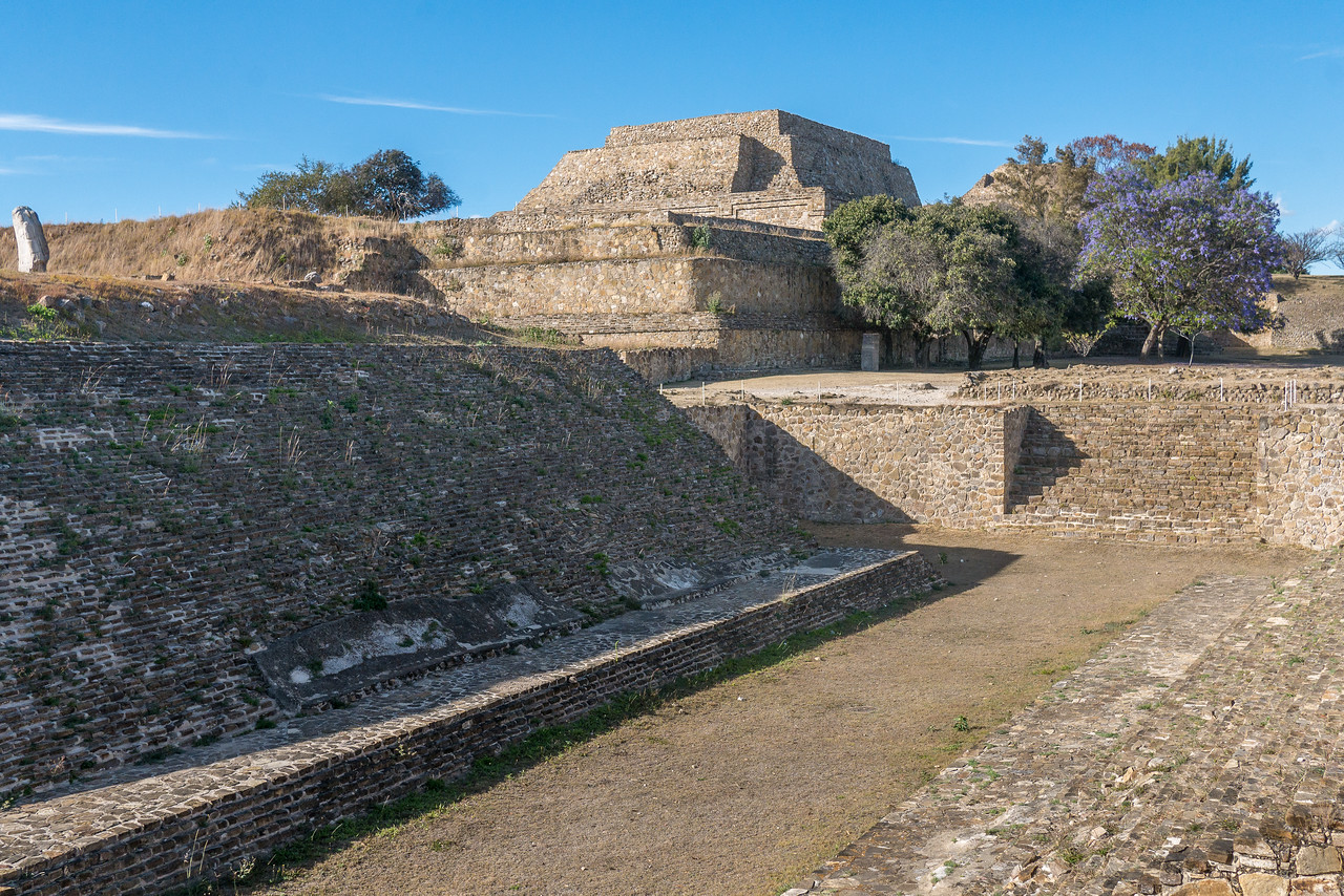 Ruins of Monte Alban