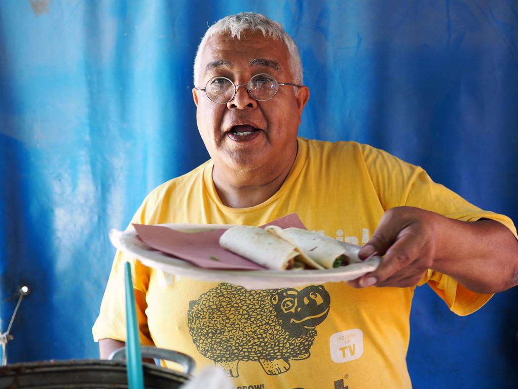 street food tacos oaxaca