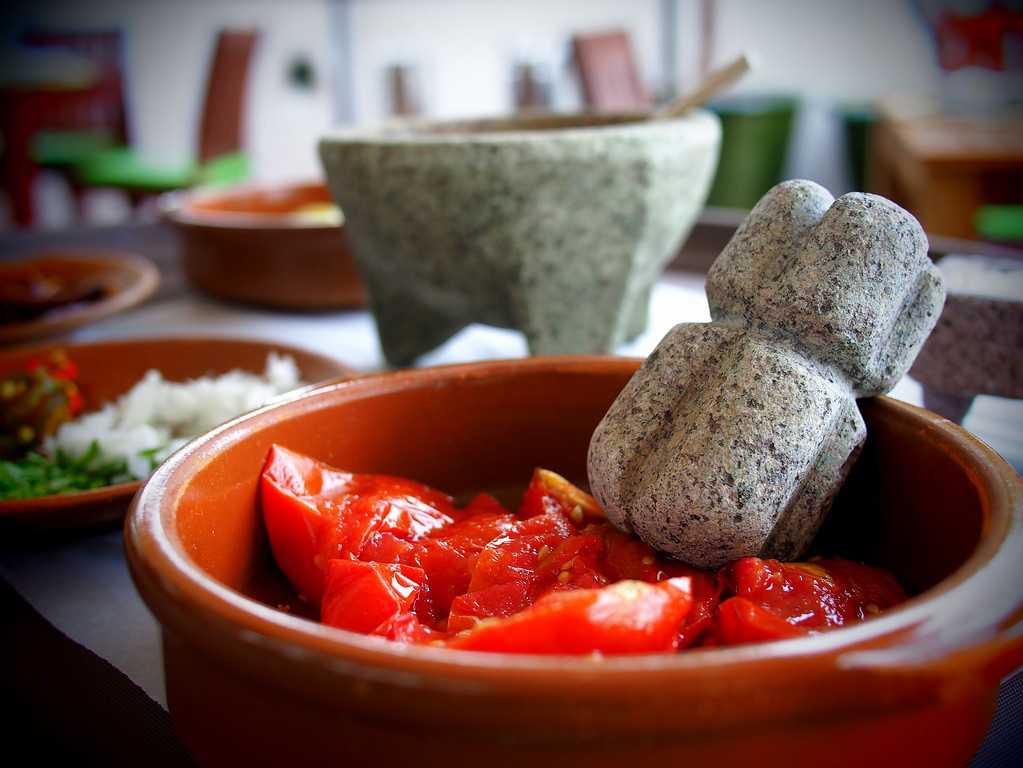 gluten free mexico city salsas