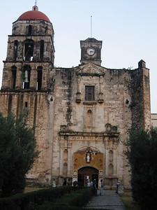 Iglesia de Malinalco