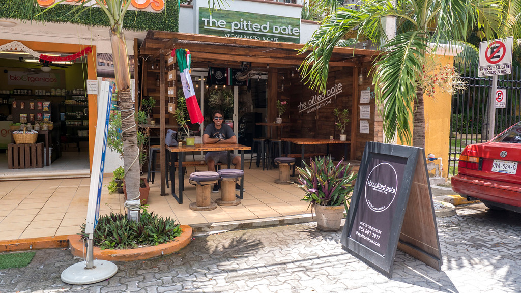 Vegan Playa Del Carmen: The Pitted Date