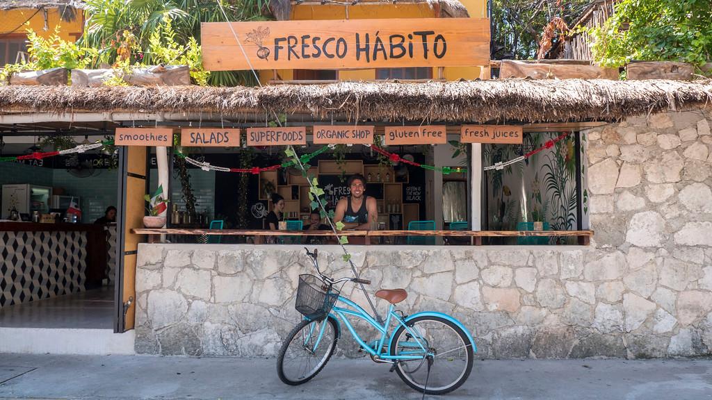 Vegan Playa Del Carmen: Fresco Habito