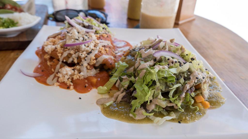 Vegan Playa Del Carmen: La Senda Vegana Restaurant