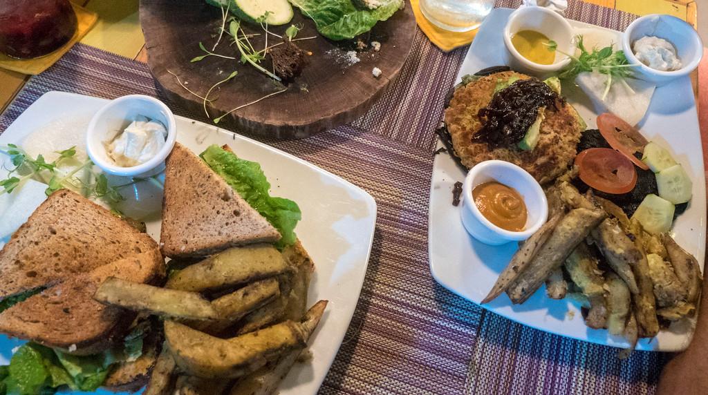 Vegan Playa Del Carmen: Clorofila Green & Vegan