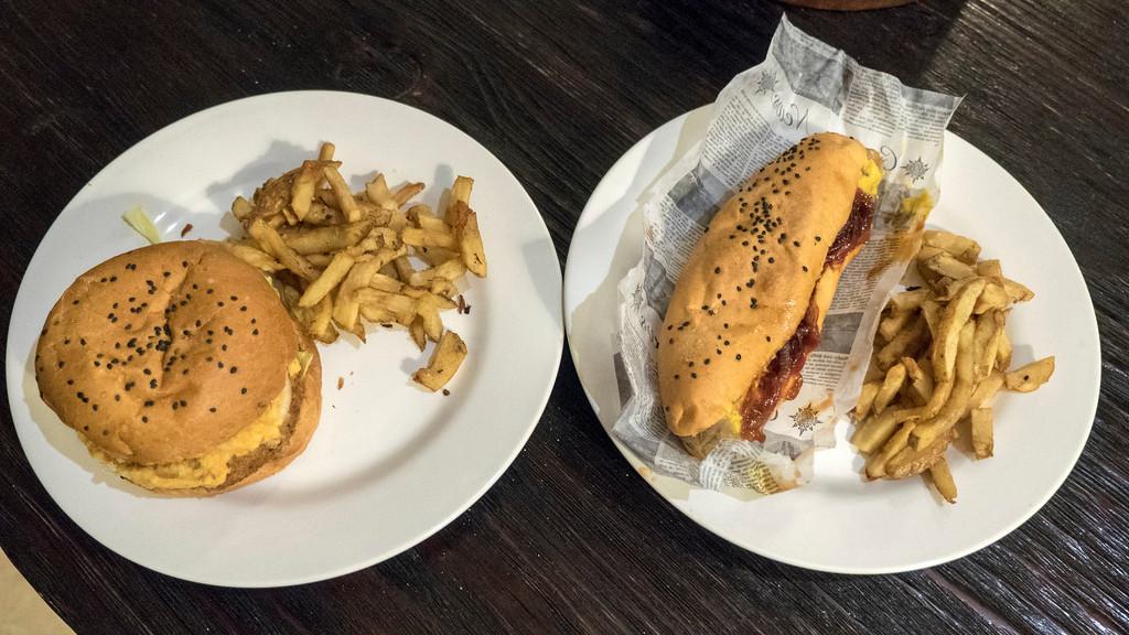 Vegan Playa Del Carmen: Marvin's Burgers