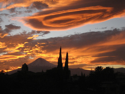 Popocatepetl 2009-2010