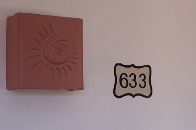 sies tres tres was our room number