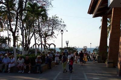 Vallarta Square.
