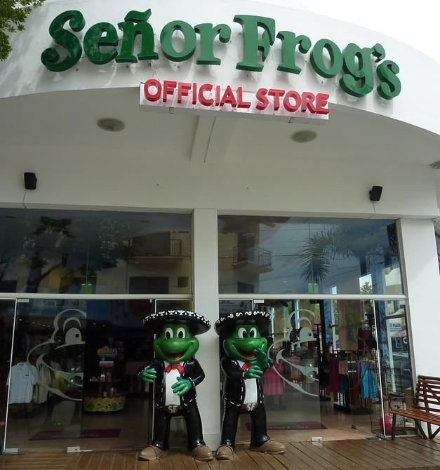 Señor Frogs - Playa del Carmen