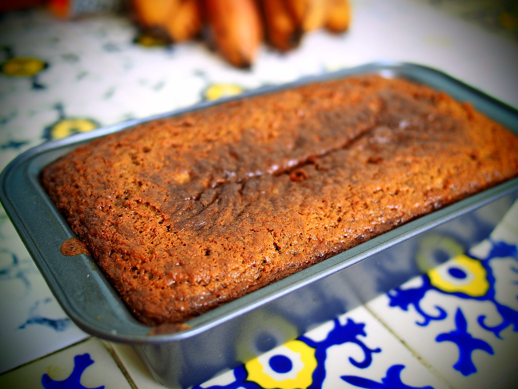 recipe for gluten free banana bread with coconut oil