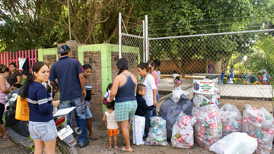 Plastic Recycling Program at Mexican Primary School