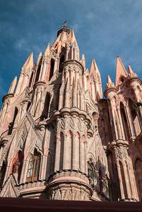 In San Miguel de Allende, Mexico.