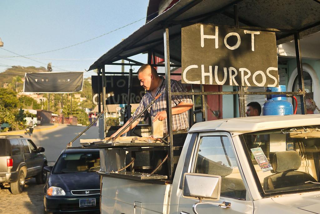 churro vendor