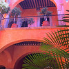 became enchanted with the style and color of Mexico,