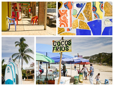 College from Sayulita and San Pancho, Mexico.
