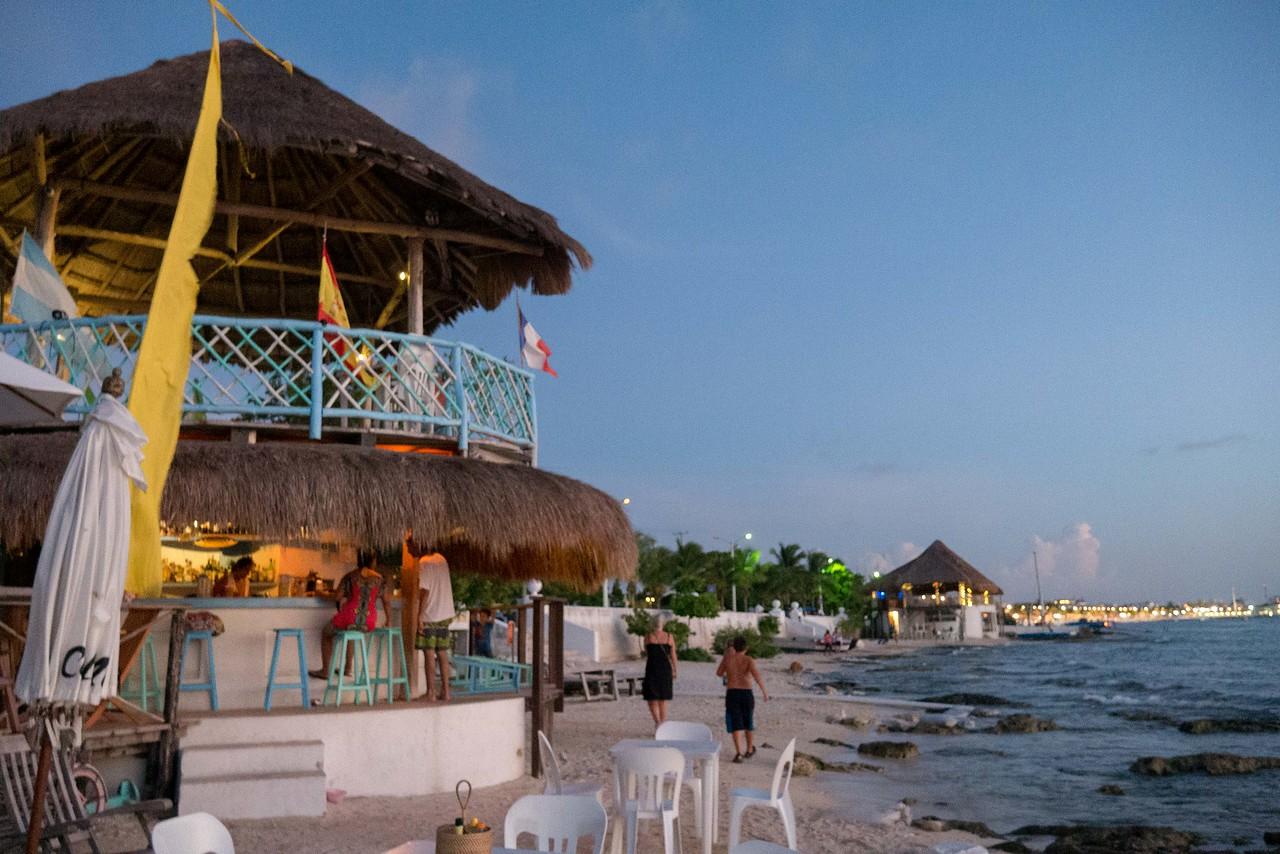 In Cozumel, Mexico
